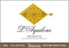 """Sauvignon Blanc """"L'Aquilone""""  -  LA GIRONDA"""